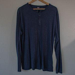 Patagonia henley shirt